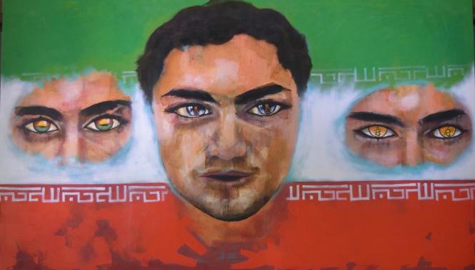 Saman Naseem of Iran