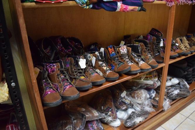 Guatemalan shoes