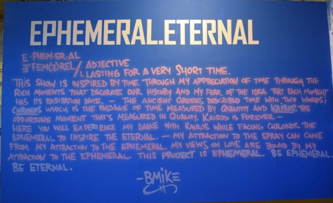 ephemeral eternal