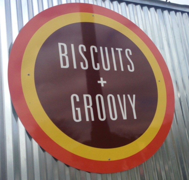 Biscuits and Groovy