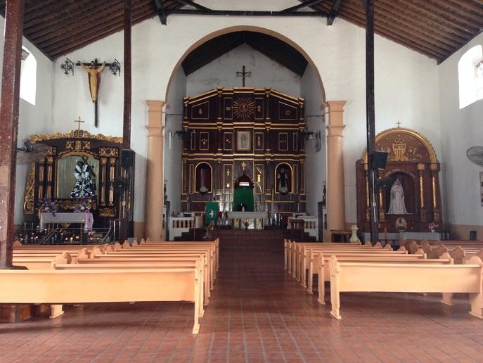 Iglesia de San Felip Portobelo, Panama