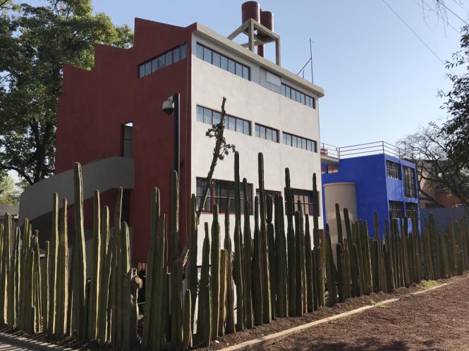 Museo Diego Rivera y Frida Kahlo