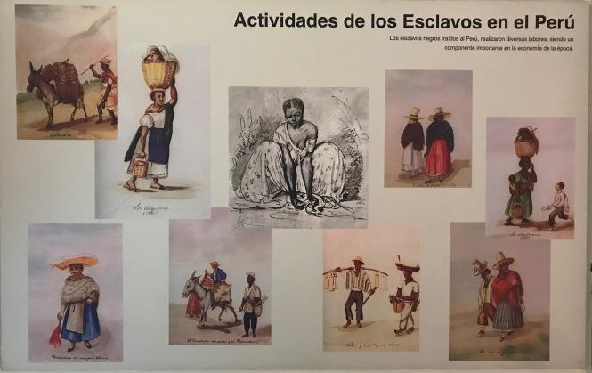 Afro-Peruvian Museum in Lima