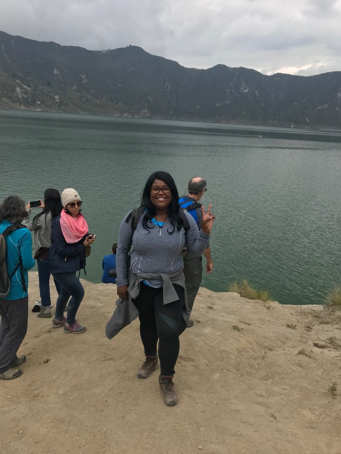A Day Trip to Quilotoa Lagoon