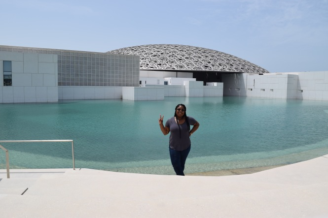 A Day Trip to Abu Dhabi