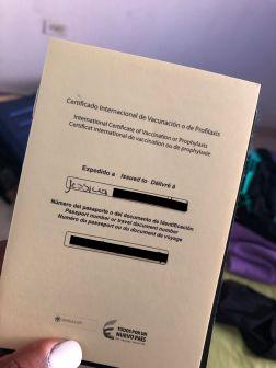 free yellow fever vaccine Cartagena