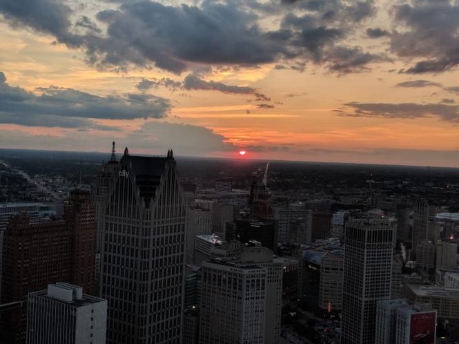 An Unforgettable Weekend in Detroit