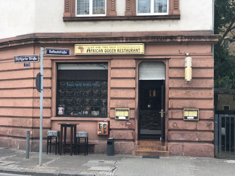 African Queen Restaurant Frankfurt Germany