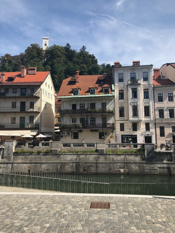 A Spontaneous Trip to Slovenia
